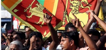 From Sri Lanka, questions about wars