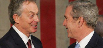 David Cameron Blocks Report that Exposes Tony Blair's Iraq War Crimes