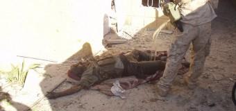 War Crimes by US Marines