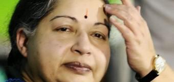 Jayalalithaa's good neighborliness