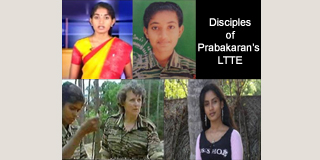 Disciples  of  Prabakaran's  LTTE
