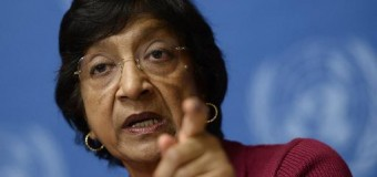 Russia, China, criticise Pillay's report; others commend it
