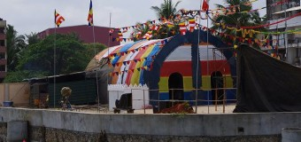 Vesak Celebrations in Jaffna