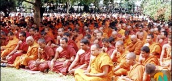 Stilling the Buddhist moral voice in Sri Lanka