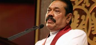 Rajapaksa accuses govt of 'treachery' against armed forces