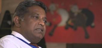 Dr P .Saravanamuttu at the Military Academy