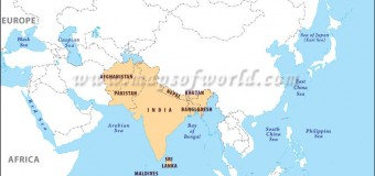 South Asia & SAARC Nations under Indian geopolitical & economic hegemony.