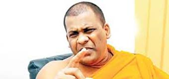 Who is manipulating the Ven Gnanasara Thero & BBS?