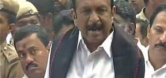 Malaysia denies entry to Vaiko for alleged links with LTTE Tamil terrorists