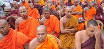 Buddhist diplomacy must be enshrined in Sri Lanka's Foreign Policy whatever government is in power