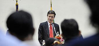 Former U.S. envoy Blake clarifies stance on Tamil Tigers, beach rescue plan