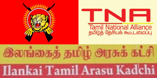 Yahapalanaya Wants Pro-LTTE Terrorists TNA as Opposition Leader – Part of Singapore Pact