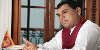 """""""Yahapalanaya govt. in tailspin following election defeat … Basil Rajapaksa man of the match… Sirisena in direct competition with Judas and Vibhishana,"""""""