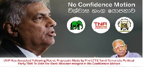 How the TNA and foreign powers saved Ranil—And the guarantee he signed in return