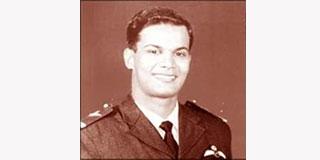 Flight Lieutenant Dilhan Perera