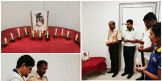 HNB Kilinochchi Branch – Commemorating proscribed LTTE during office hours!