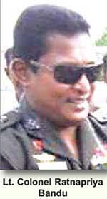 colonel rathnapriya