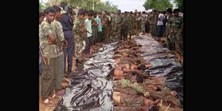 WAR CRIMES IN SRI LANKA'S WAR AGAINST THE TAMIL TIGERS