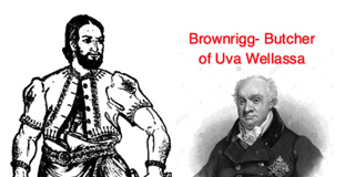 Trial in Absentia – Declare Guilty Colonial Britain & Governor Brownrigg for crimes against humanity