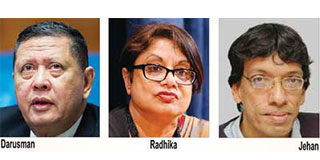 Lanka's role in another 'genocide report' from 'cesspool of political bias….'