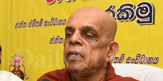 Suppression of Buddhists in N-E: Govt. not keen to curb situation: Nalaka Thera