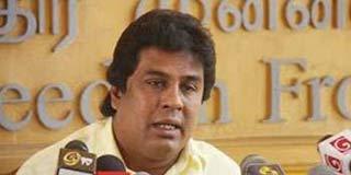 DIG Nalaka de Silva has LTTE Terrorist Connection connections: NFF