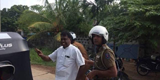 Tamil Terrorist Sivajilingam Arrested