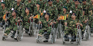 Lifetime salaries for disabled soldiers and widows of fallen war heroes