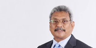Gota is Presidential Candidate 2020