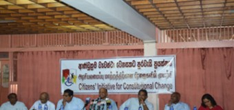 How 'Civil' or 'Representative' is Sri Lanka's supposed to be 'Civil Society'