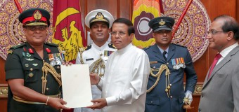 War Hero Shavendra Silva, New Commander of Sri Lanka Army