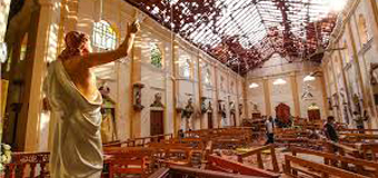 EASTER SUNDAY BOMB BLAST IN SRI LANKA Part 12
