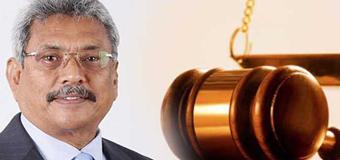 Appeals Court dismisses petition against Gotabaya's citizenship