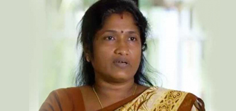 TNA to take disciplinary action against Ex. LTTEer's wife Anandi Sashiharan