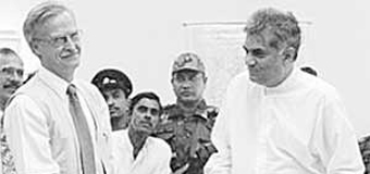 Ranil and his Secret Pacts