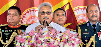 Reply to Mario Arulthas of Al Jazeera on Sri Lanka's new leadership
