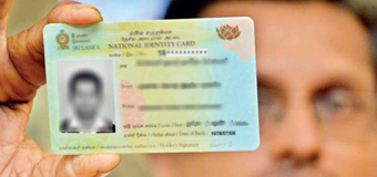 Ensuring the primordial Sinhala Buddhist Identity in National Identity Cards and Passports