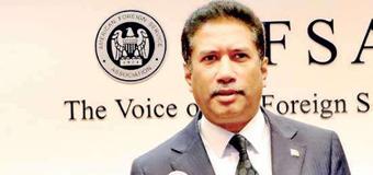 SL's war effort didn't result in Hollywood movies: SL envoy to US