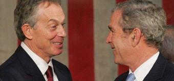 David Cameron Blocks Report that Exposes Tony Blair's Iraq War Crimes