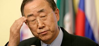 Who dares to bring a motion against UN General Secretary for not investigating the West's crimes