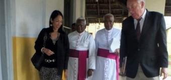 Bishop of Mannarama  Rayappu Joseph….