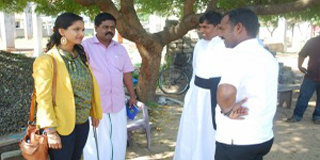 Canadian Tamil MP Rathika Sitsabaiesan Met Pro-LTTE TNA