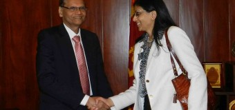 Statement Issued by Ministry of External Affairs on visit US Asst. Sec. Nisha  Biswal
