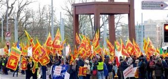 Expatriate Sri Lankans stage massive demo in Geneva,