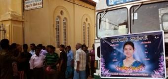Catholic Priests testify over Jaffna girl's death