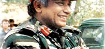 IN MEMORY OF SRI LANKAN HERO LATE LT GEN DENZIL KOBBEKADWA- DEATH ANNIVERSARY