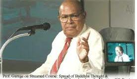 Dr. Ananda Guruge Passes Away