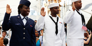 US Forces Members forced to swear religious allegiance