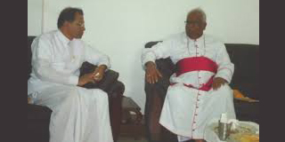 We will get what we want from Maithripala – Pro-LTTE Terrorist Rayappu Joseph