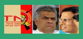 SIRISENA'S MALICIOUS STATEMENT THAT MAHINDA RAJAPAKSE WILL NOT BE CONSIDERED FOR PMER'S POSITION  SHOULD BE CONDEMNED.